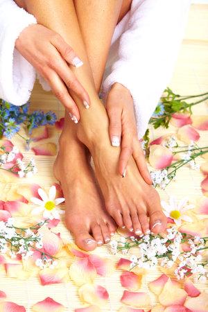 jolie pieds: Massage des pieds