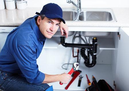 plumber: Professional plumber
