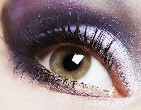 Fashion woman eye makeup Stock Photo - 15397277