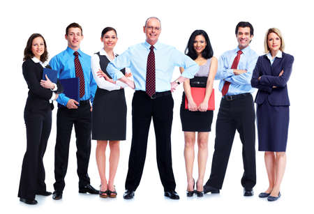 Business people team Stock Photo - 15396882
