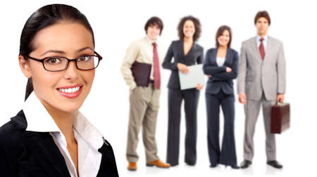 Business people Stock Photo - 15746938