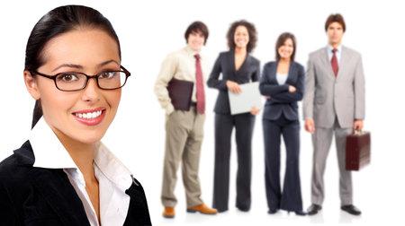 people: Business people