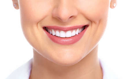 Beautiful woman smile Stock Photo - 16336231