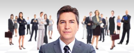 expert comptable: Homme d'affaires ex�cutif