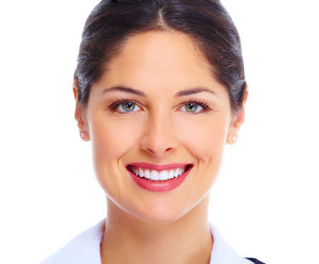 Beautiful woman face  Stock Photo - 16619427