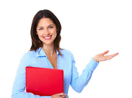 Business woman  Stock Photo - 16619433