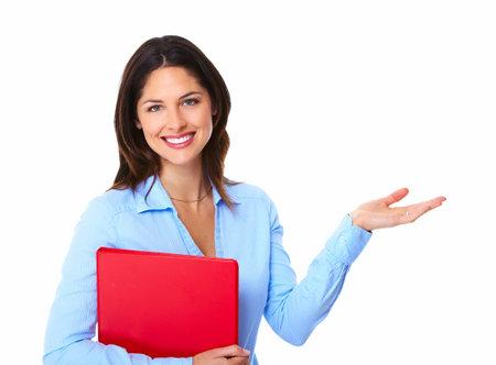 Business woman Stock Photo - 16619433