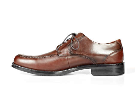 Brown man shoes  photo