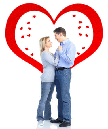 Couple in love  Stock Photo - 17658027