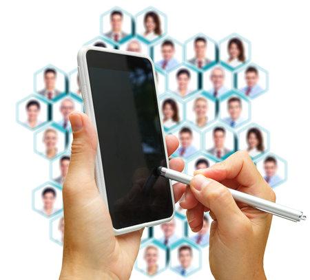 mobile communication: Smartphone