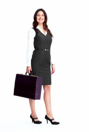 Business woman Stock Photo - 17874445