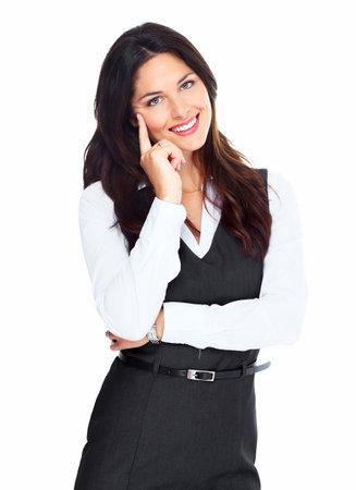 Business woman Stock Photo - 17876837