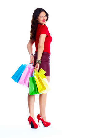 Shopping woman  Stock Photo - 17873459