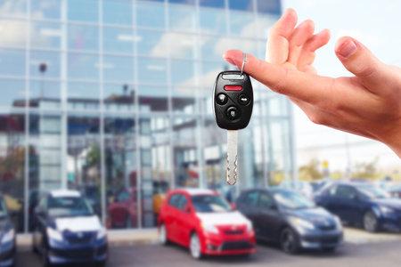 lock and key: New Car keys