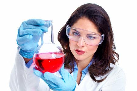 pharmacy technician: Laboratory research