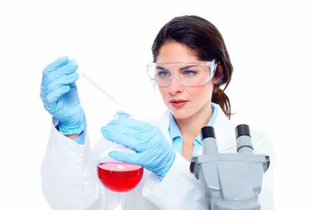 estudiantes medicina: La investigación de laboratorio