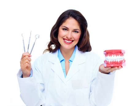 Dentist woman  photo