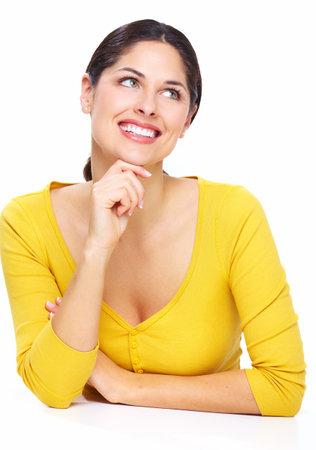 Beautiful woman Stock Photo - 18358040