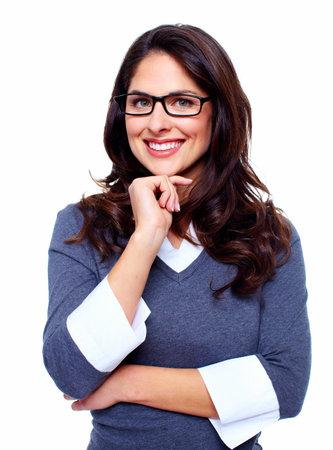 Business woman Stock Photo - 18358057