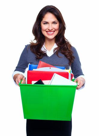 Business woman Stock Photo - 18358018