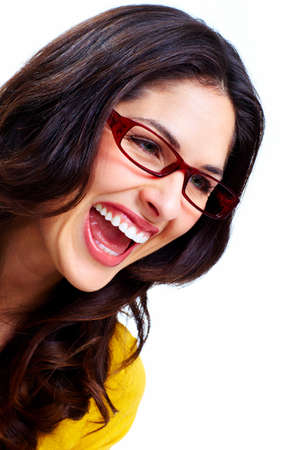 Happy woman  Stock Photo - 18388171