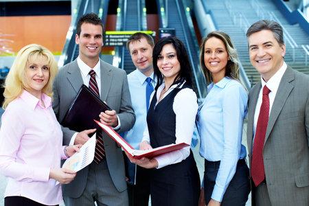 office staff: Business team
