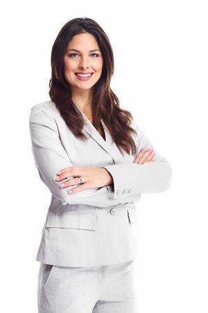 businesswoman suit: Mujer de negocios