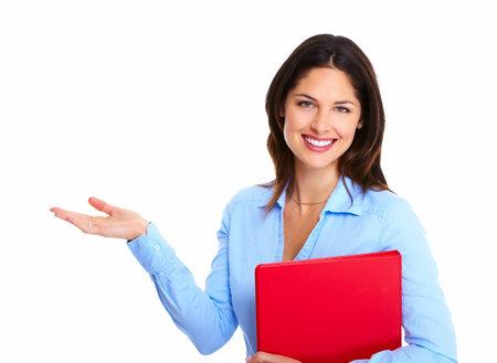 secretaria: Mujer de negocios