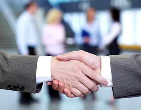 handshake business: Handshake