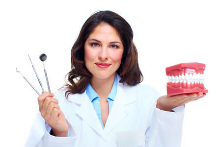 Dentist woman  photo
