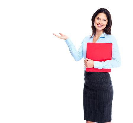 gerente: Mujer de negocios