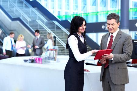 Business team  photo