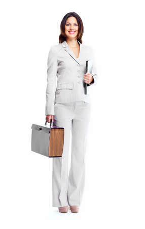 Business woman  Stock Photo - 18572842