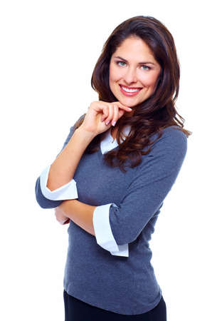 confianza: Mujer de negocios