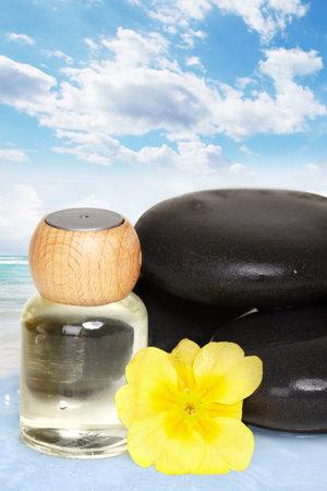 Beautiful Spa massage background