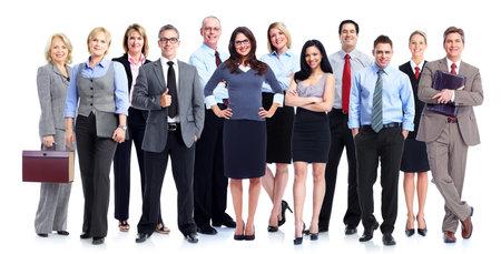úspěšný: Obchodní tým Reklamní fotografie
