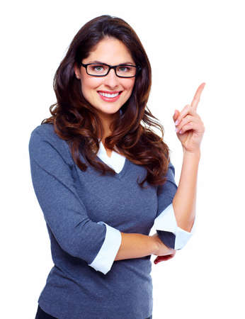 Business woman  Stock Photo - 18763748