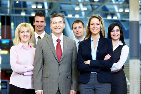 Business team  Stock Photo - 18763753
