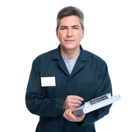 scheduled replacement: Auto mechanic