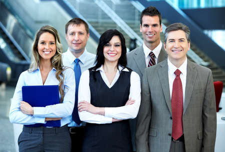 employer: Business team