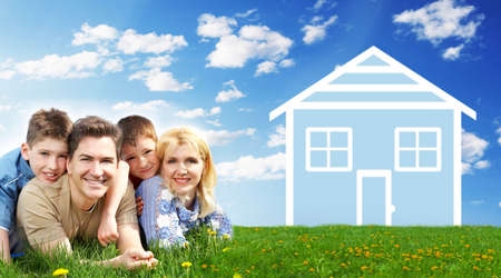 new house: Family house