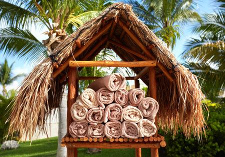 Beach towels Stock Photo - 20072940