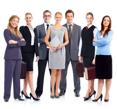 Business people team Stock Photo - 20340616