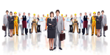 Business people team  Stock Photo - 20340613