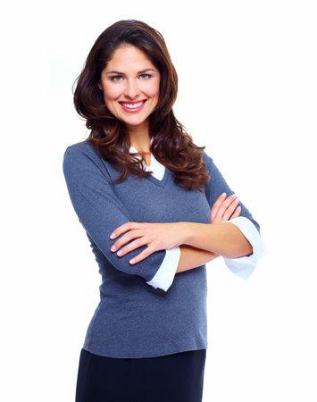 Business woman Stock fotó - 20838397