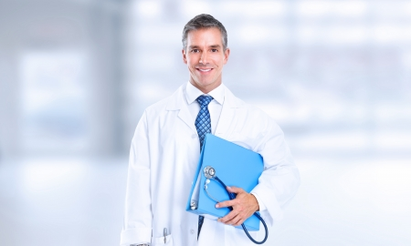 Family doctor  Health care  Stock Photo