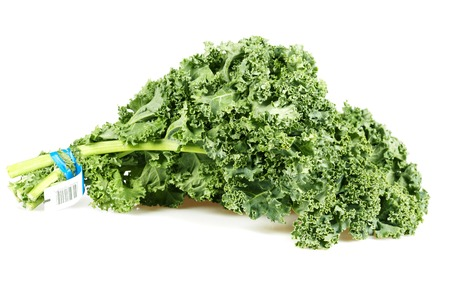 Kale cabbage. Healthy diet and nutrition background. Stock fotó