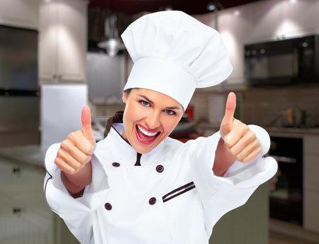 Chef 版權商用圖片 - 35721281