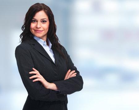 Business woman Banco de Imagens - 36858060