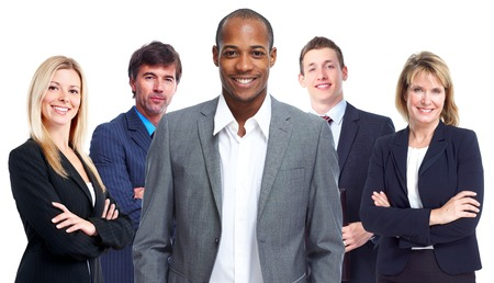 Business team. Stock Photo - 37215887